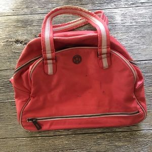 Lululemon Bowling Yoga Gym Bag